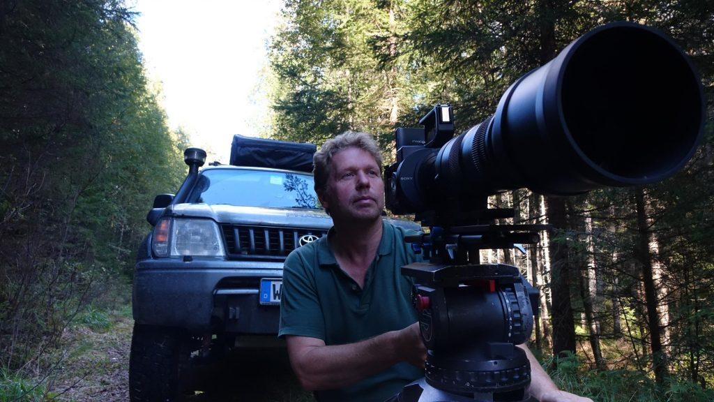 Tierfilmer und Naturfilmer Jens Klingebiel