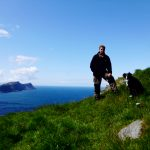 Tierfilmer und Naturfilmer Jens Klingebiel auf der Vogelinsel Runde