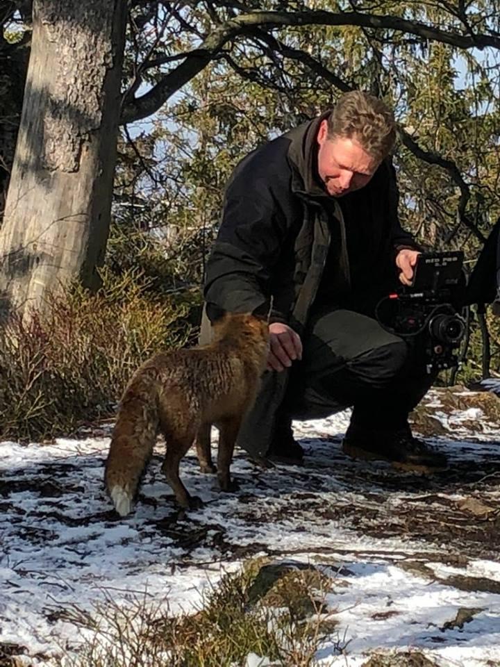 Tierfilmer / Wildlife Cameraman Jens Klingebiel