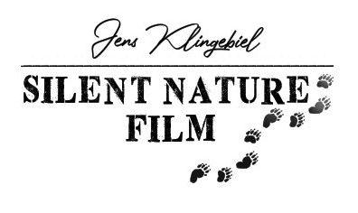 Logo Silent Nature Film, Jens Klingeibiel, Tierfilmer